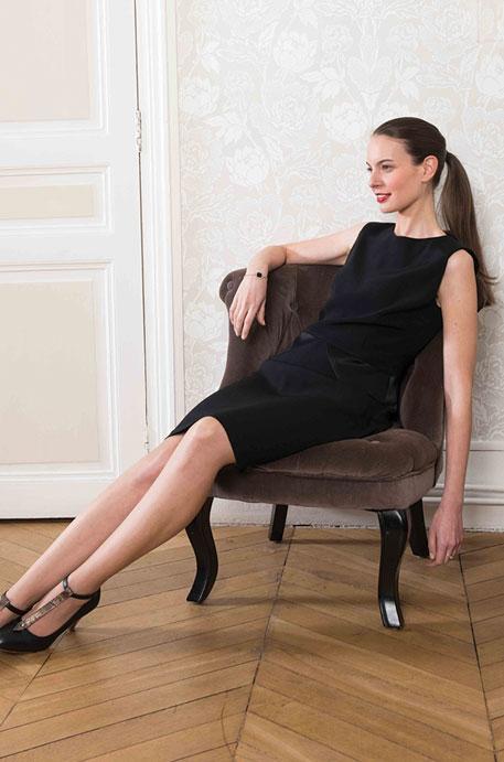 Solène Martin Paris créateur vêtements femme