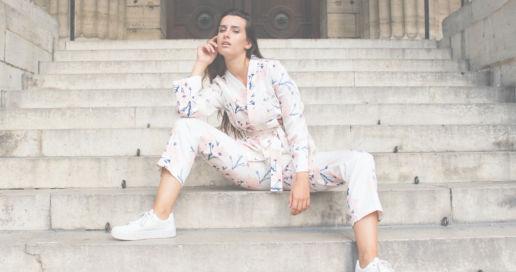 collection été 2018 mode femme créateur Paris