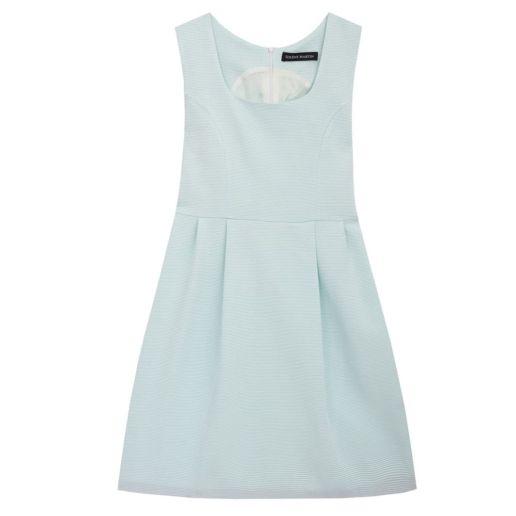 Robe Sans Manches Bleu Mint SOLENE MARTIN