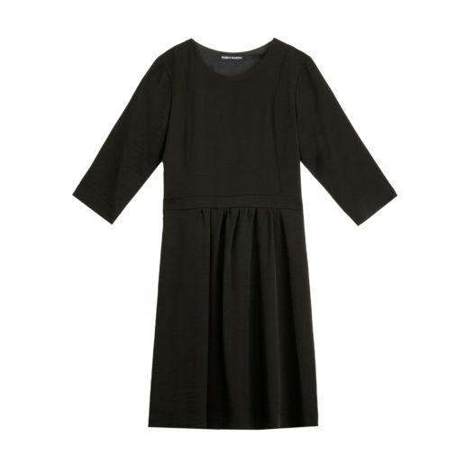 robe noire mode femme paris créateur