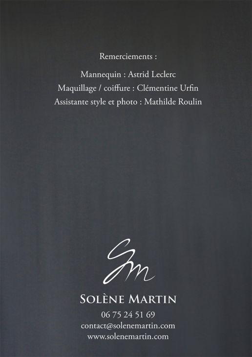SOLENE MARTIN PARIS