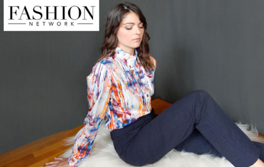 Fashion Network Createur Femme Paris SOLENE MARTIN