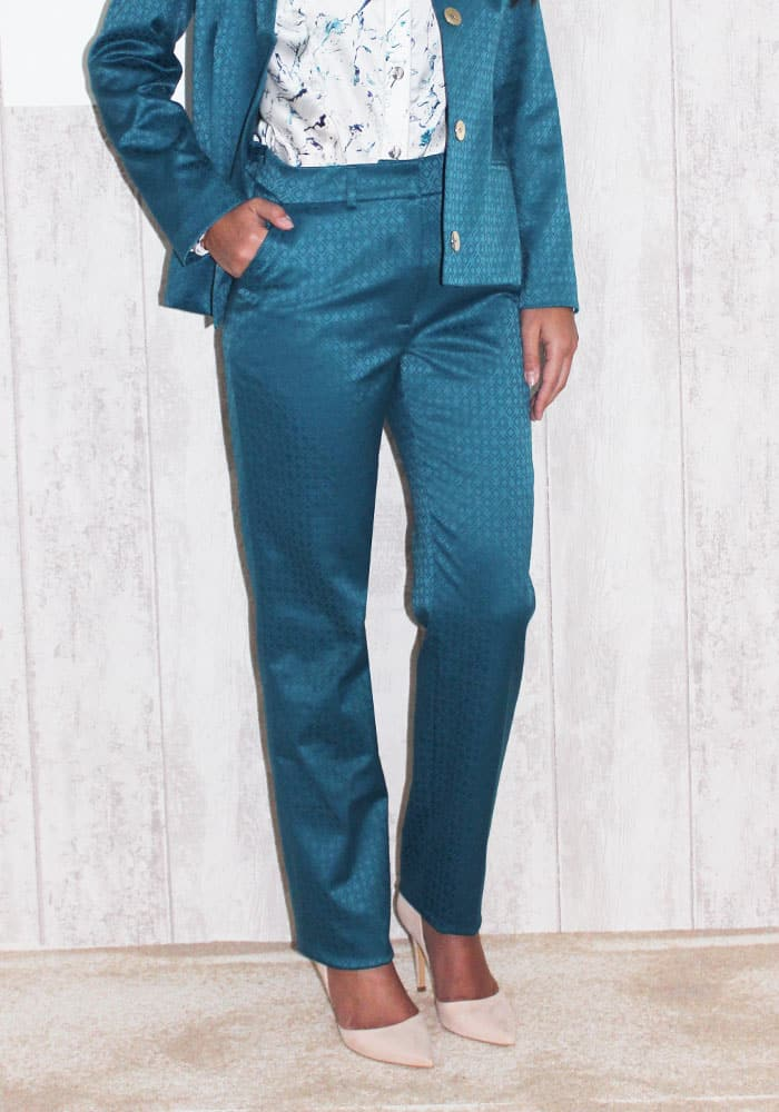 pantalon-droit-Canard-SOLENE-MARTIN