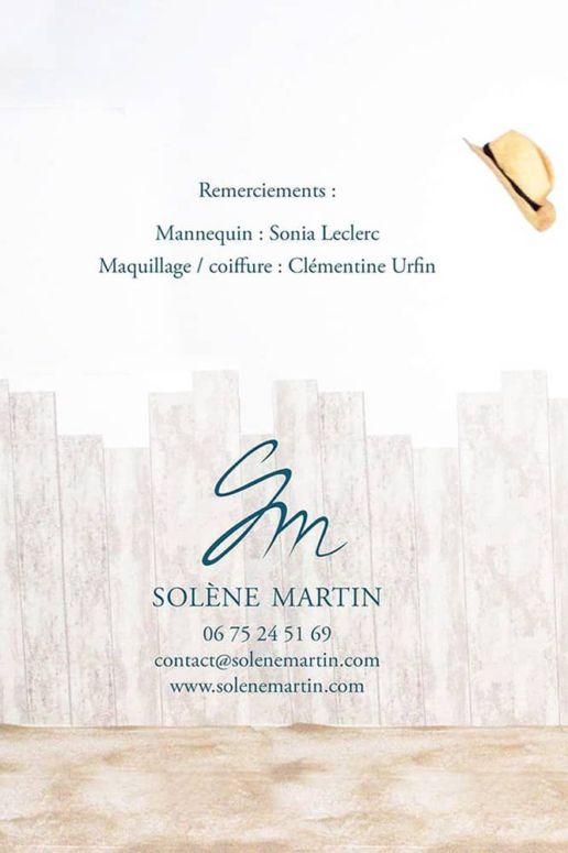 Vetements femme Printemps été 2017 Chic Bureau Diner Cérémonie Créateur SOLENE MARTIN