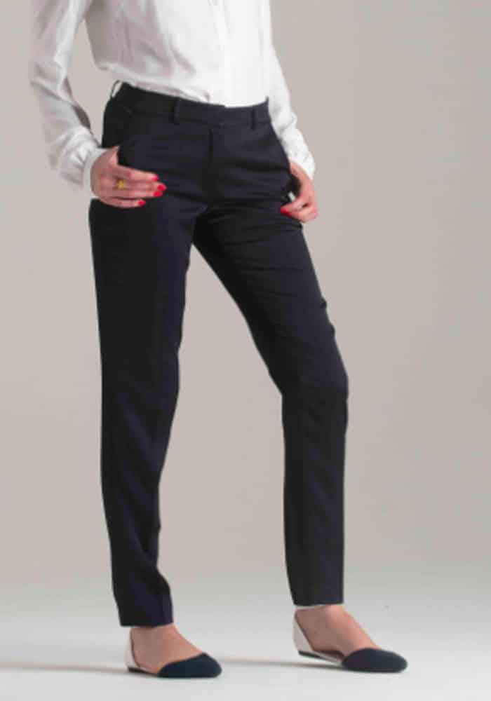 Pantalon-bleu-marine-SOLENE-MARTIN