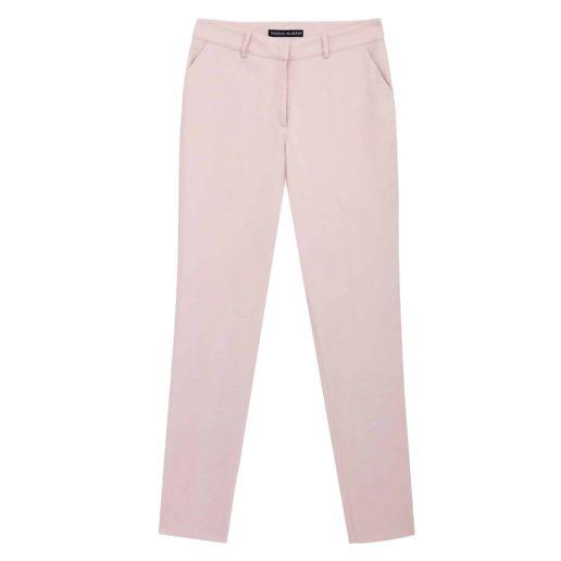 SOLENE MARTIN mode femme pantalon rose