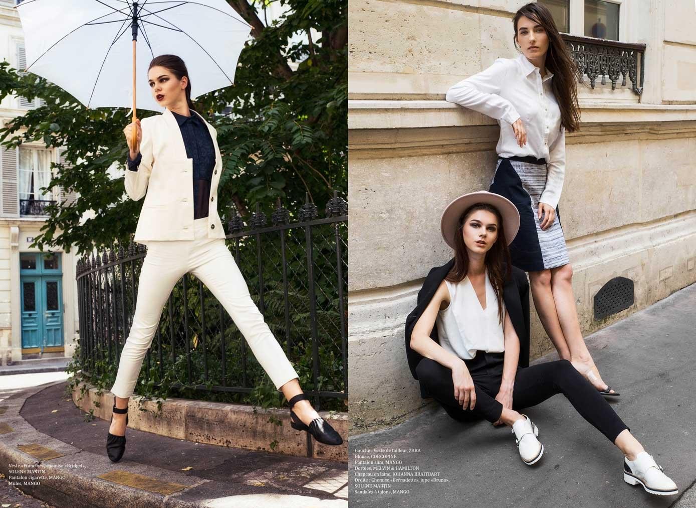 Edito mode o magazine femme Paris SOLENE MARTIN