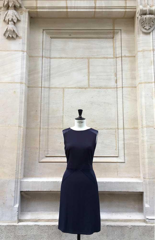 SOLENE MARTIN Robe femme mode automne Paris